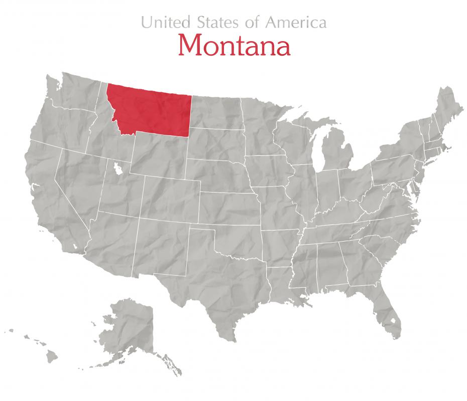 Montana's nickname refers to the state's plentiful mineral resources.
