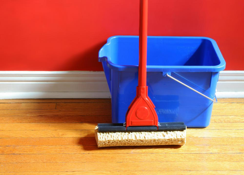 Care For Hardwood Floors best way to clean hardwood floors image A Damp Mop Is A Great Way To Clean A Hardwood Floor