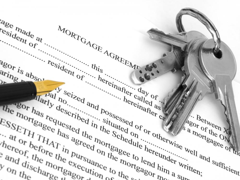 Mortgage brokers serve as a liaison between borrowers and lenders.