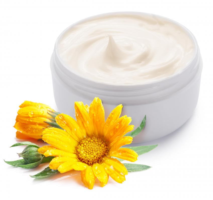Cold cream is an ingredient in cold porcelain.
