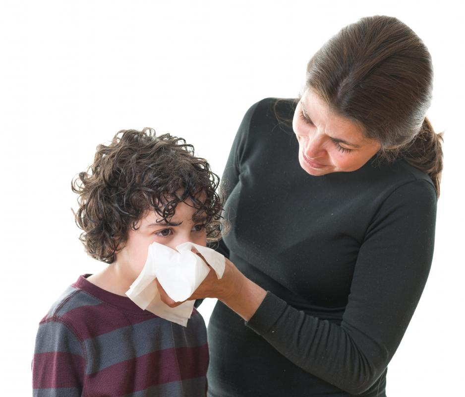It is not uncommon for asthma sufferers to also fall victim to certain allergies.