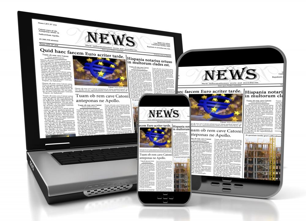 what are the different types of local newspaper advertising