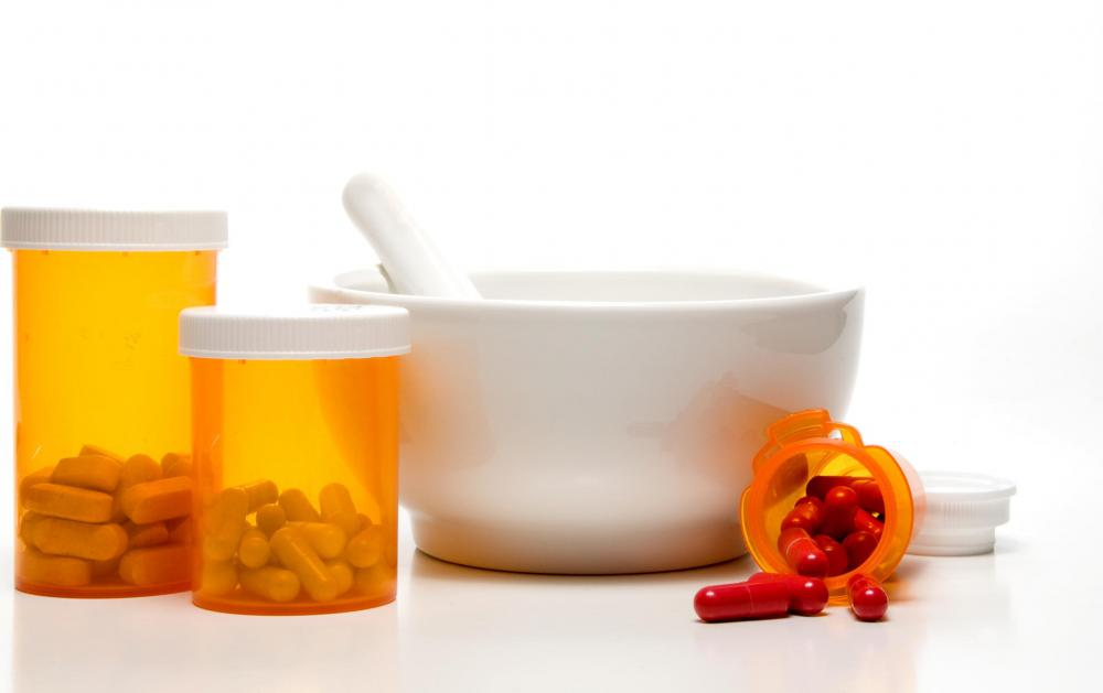 When preparing for a drug test, individuals may want to provide the testing facility with a list of medications, vitamins and herbal supplements taken recently.