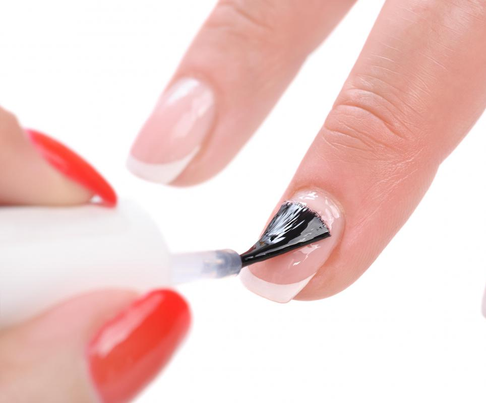 Nail primer helps polish bond to the nails so that manicures last longer.