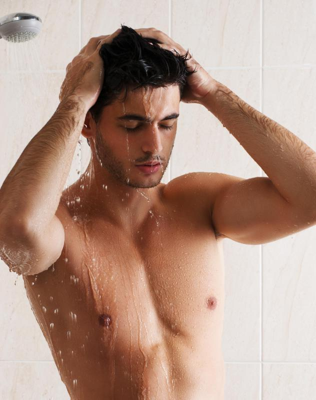 Shower oil can help an individual to achieve soft, fragrant skin.