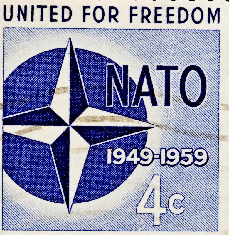 NATO has played a major role in the war against terrorism.