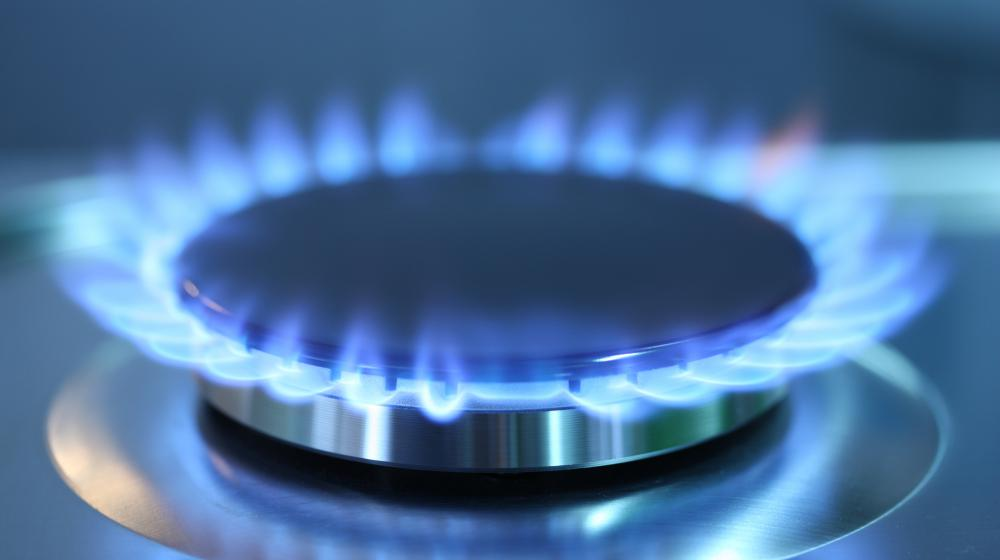 Some people use a prepaid service plan to order natural gas for cooking.