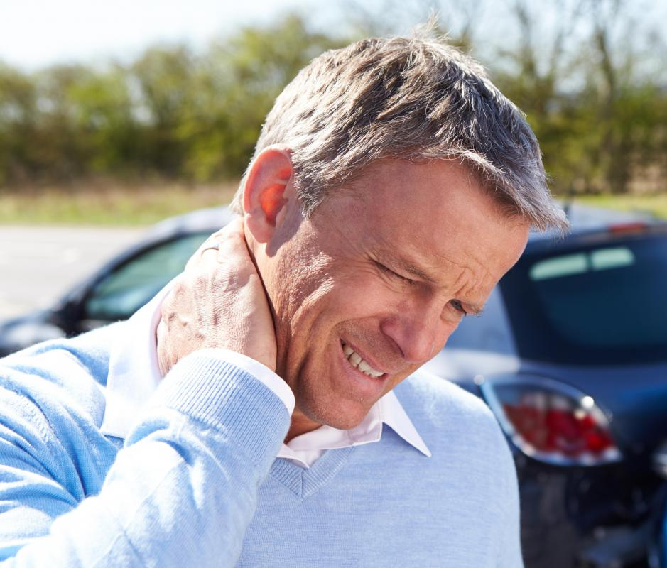 Stiff necks are usually caused by strained muscles, but it can be a symptom of a more serious illness.