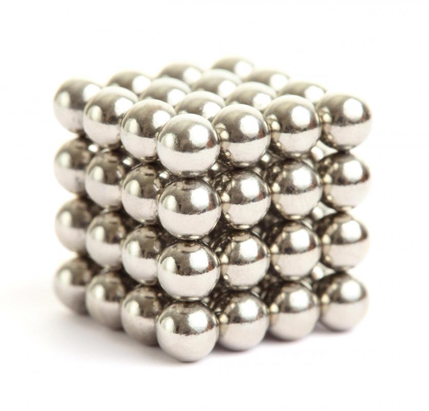 Neodymium magnets are the strongest on Earth.