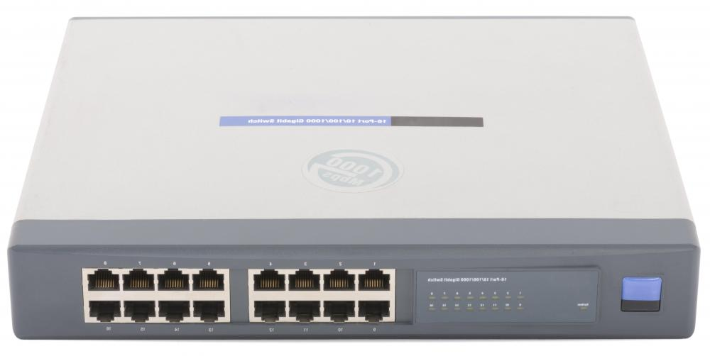 A network switch allows connected devices on a LAN or local area network to communicate with each other.