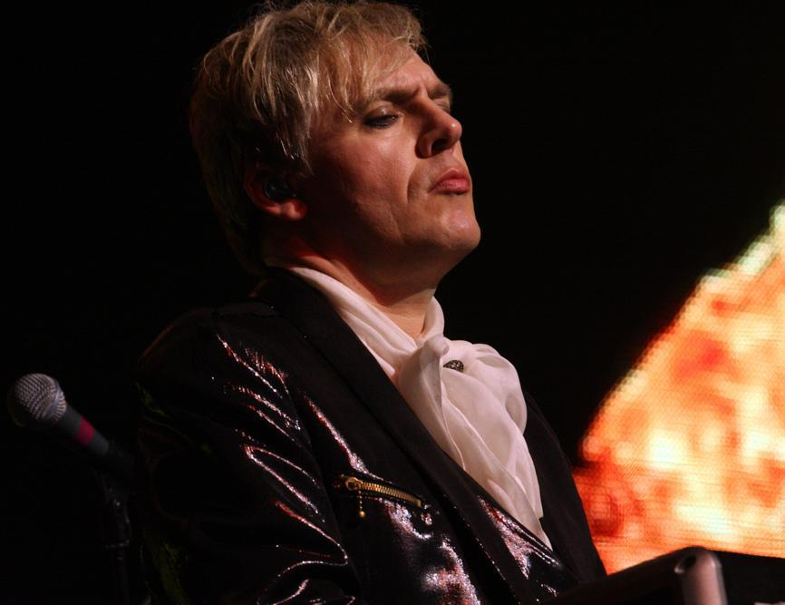 Nick Rhodes may be seen as being a metrosexual.