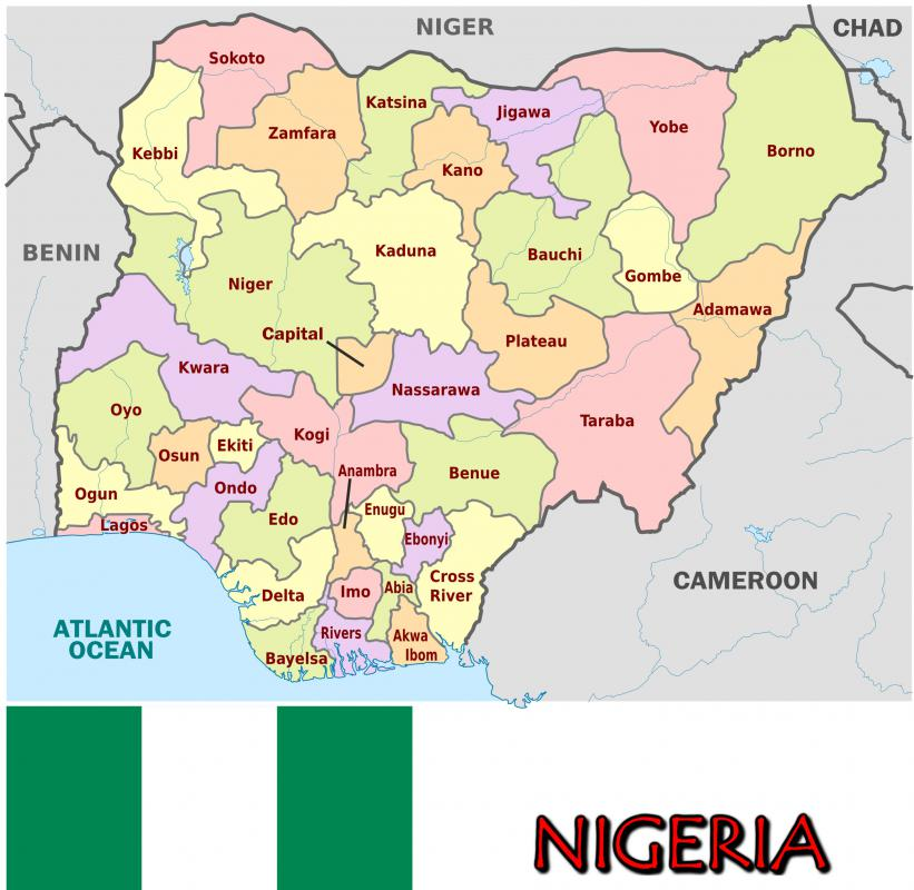 Nigeria is included as one of the OPEC nations.