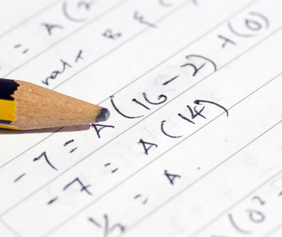 High school algebra is recommended for future computer science majors.