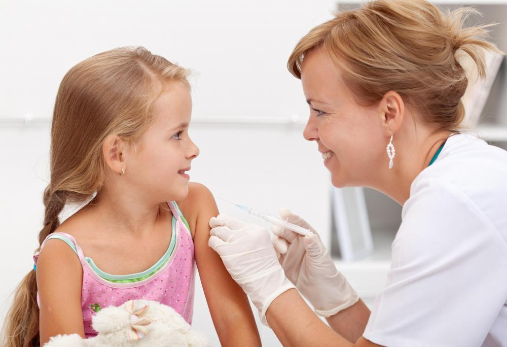 What Is An Attenuated Vaccine With Pictures