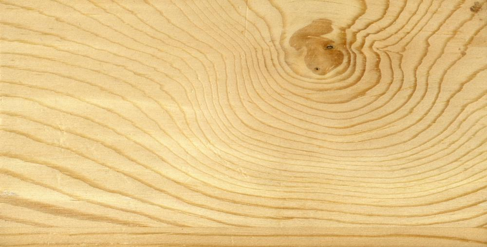 Oak is commonly used in veneer furniture.