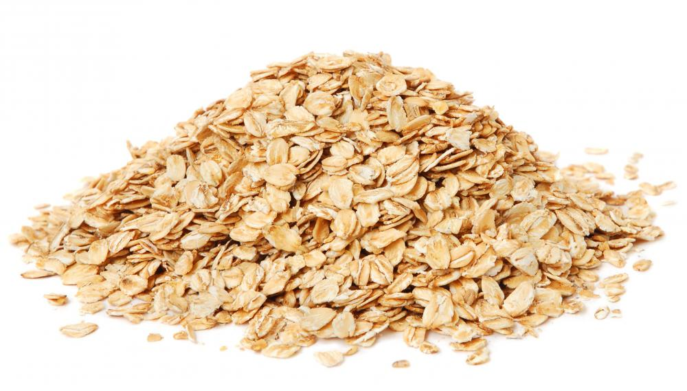Oats belong in the grass family of monocots.