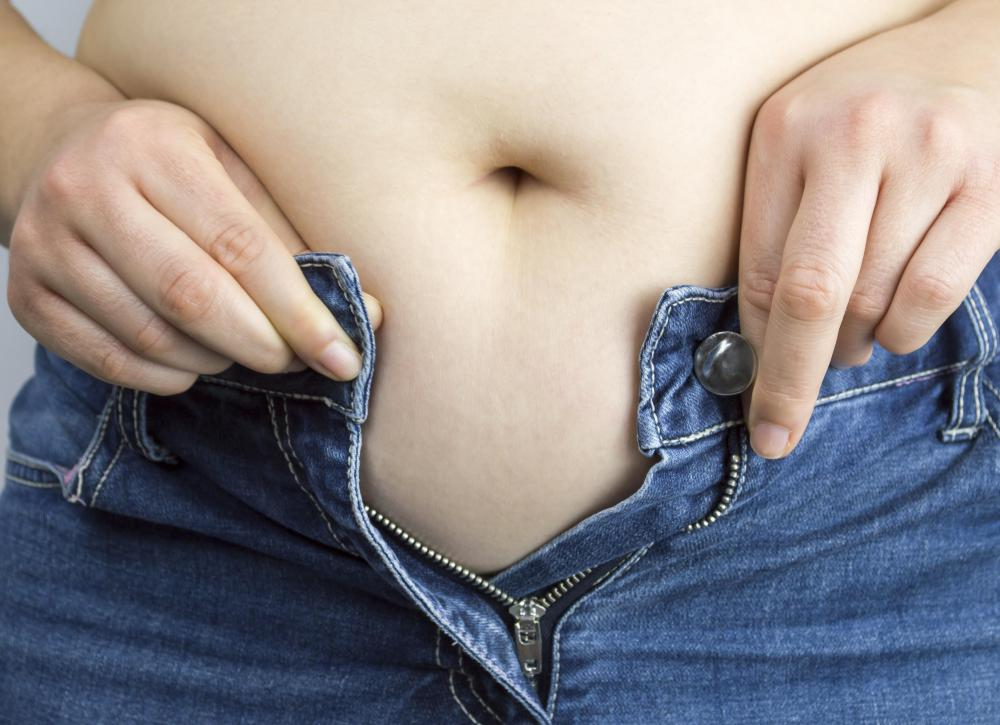 People with low levels of leptin may experience a sluggish metabolism.