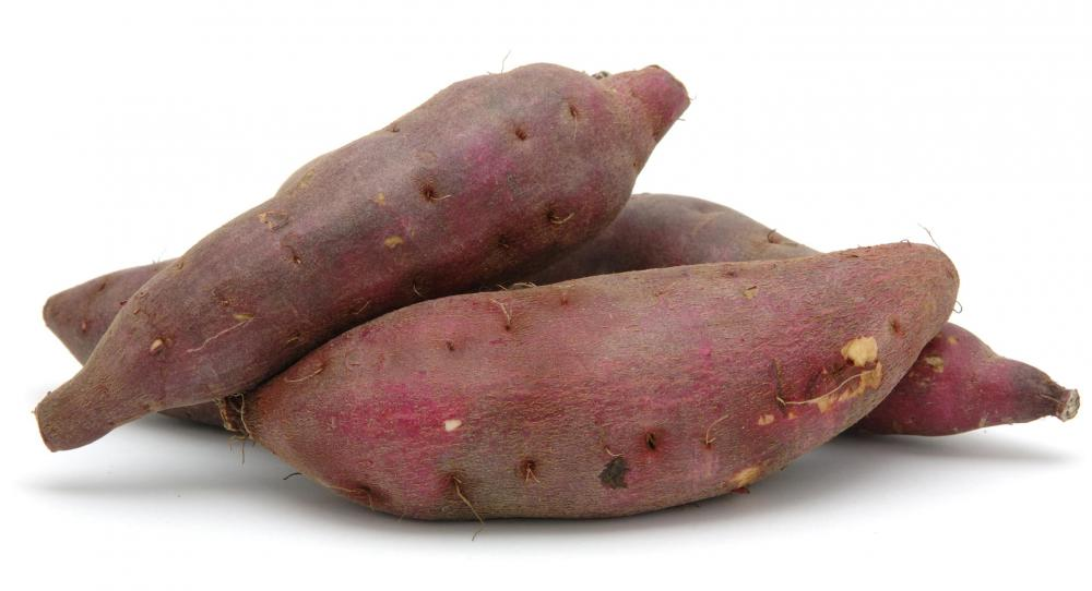 Okinawan Sweet Potatoes Are Especially Por In An And Hawaii