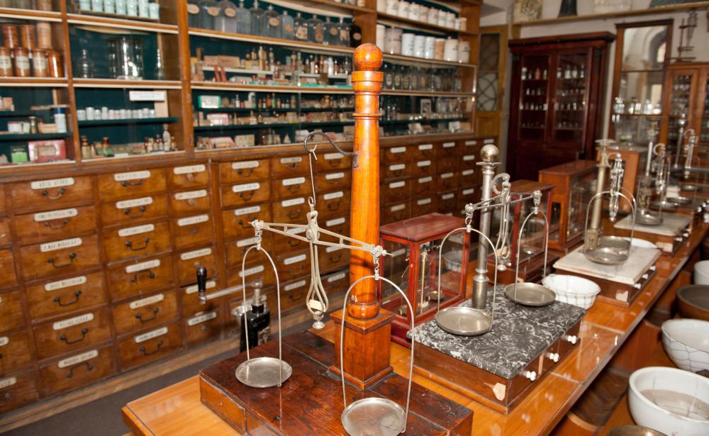 Alchemy was widely practiced all over the world through the 1800s.