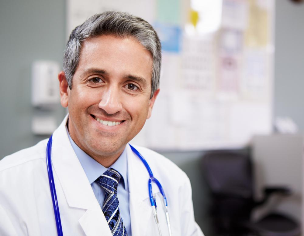 Some patients suffering from prostate issues may only feel comfortable seeing a male doctor.