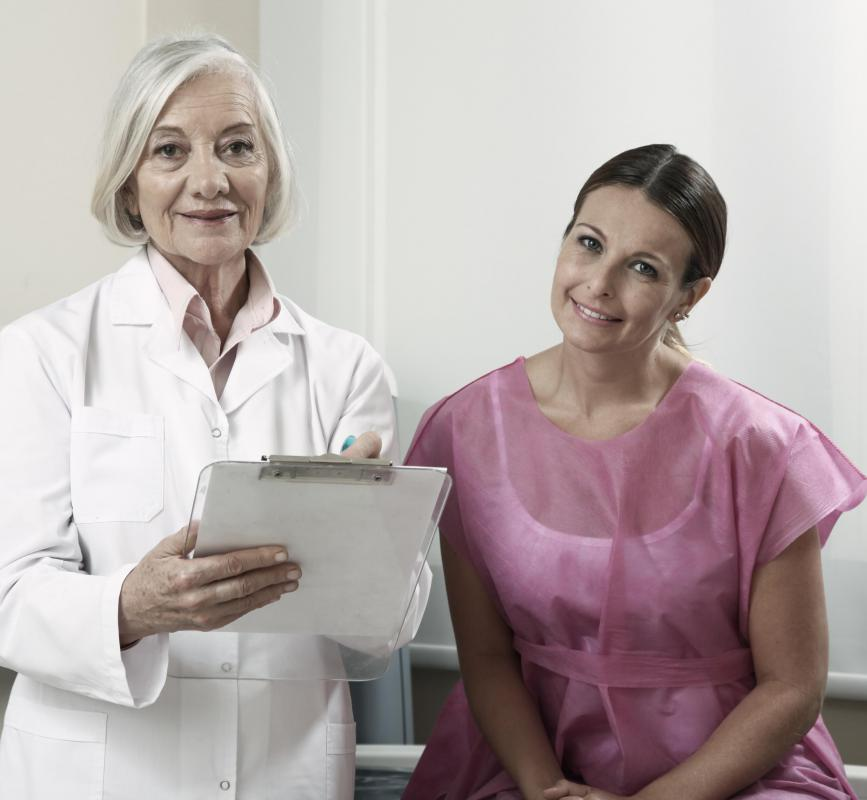 Yearly mammograms are typically recommended starting at age 40.