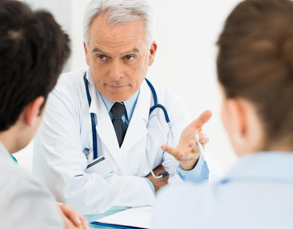 A doctor who provides occasional consulting is a contingent worker.