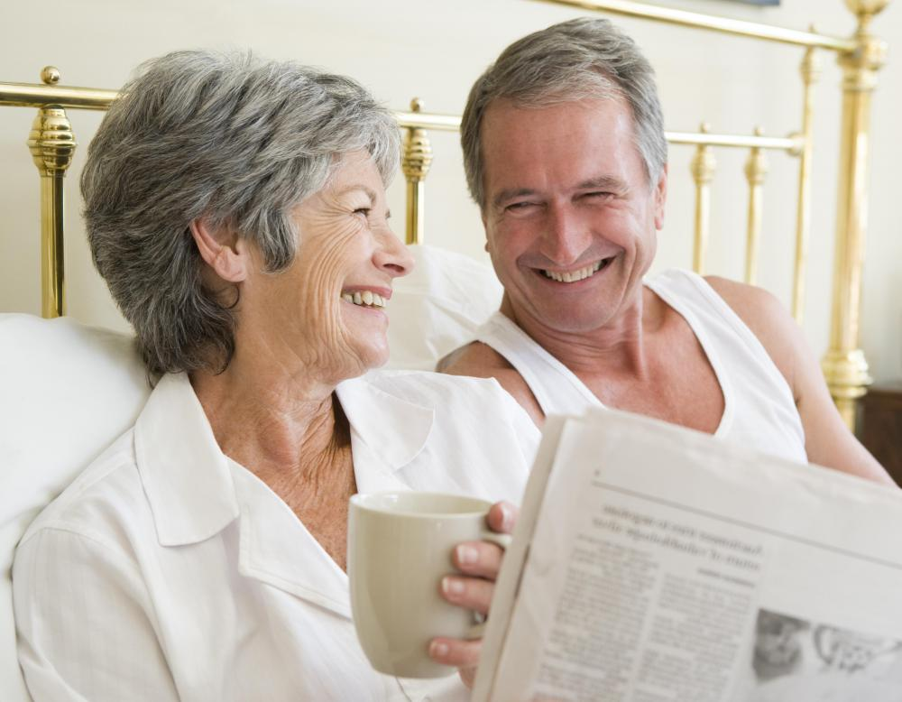 In the United States, the reverse mortgage process is limited to people who are 62 and older.