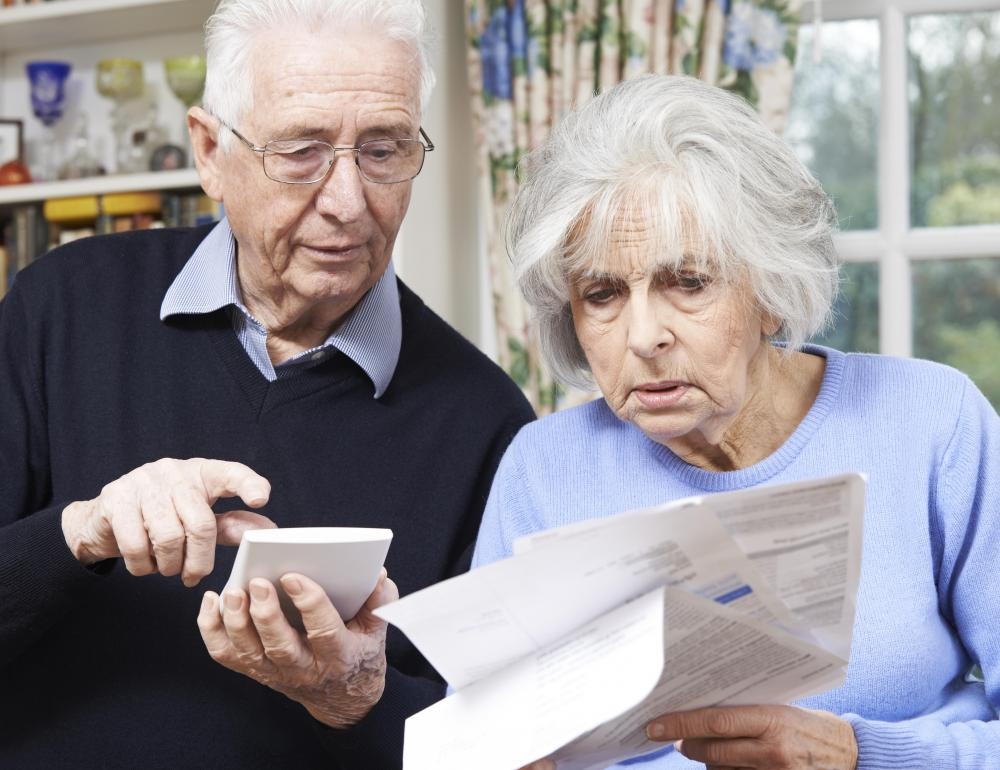 Later in life, retirees may choose to be more cautious with their investment decisions.