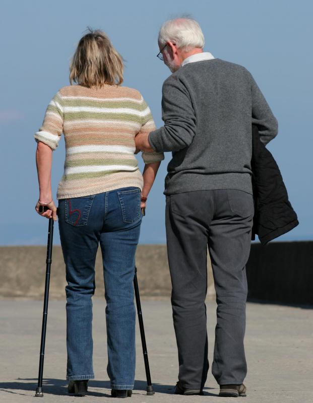 A stroke can severely limit some people's mobility and independence.