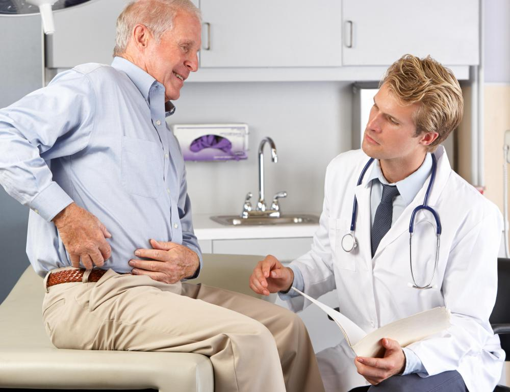 A patient in frequent pain that gets worse through breathing should visit a doctor as soon as possible.