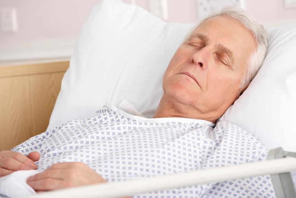 Subacute rehabilitation may be prescribed for a patient who is in a coma.