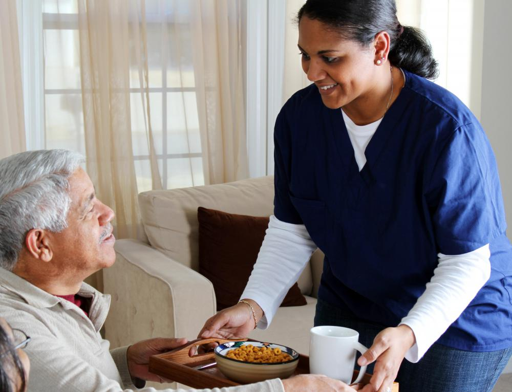What Does A Home Care Worker Do With Pictures