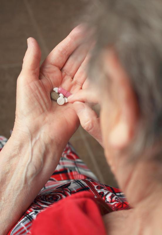 Some medications may cause elderly suicide.