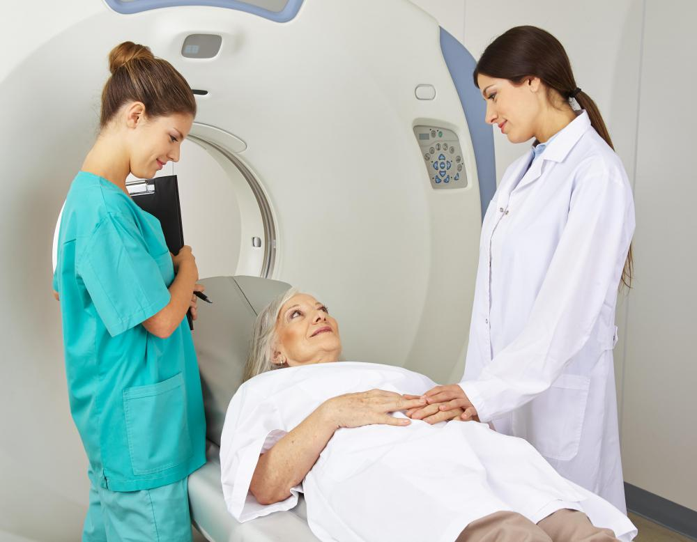 An MRI may be conducted to diagnose a tubo-ovarian abscess.
