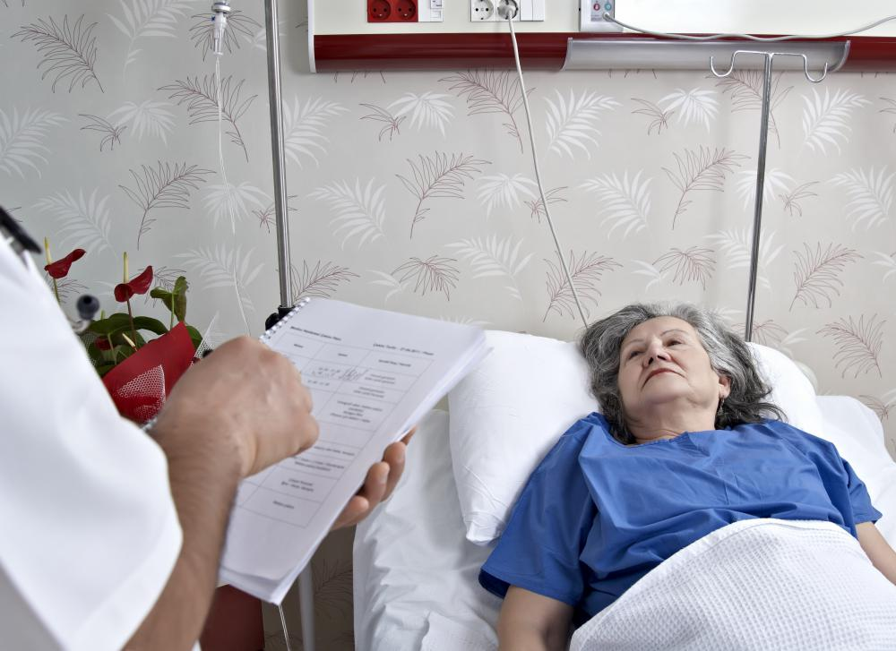 Patients who are terminally ill may have difficulty finding life insurance.
