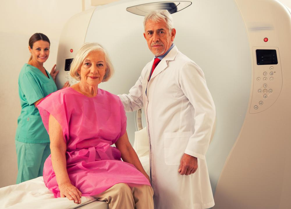 Diagnostic imaging tests may be conducted to diagnose retroperitoneal sarcoma.