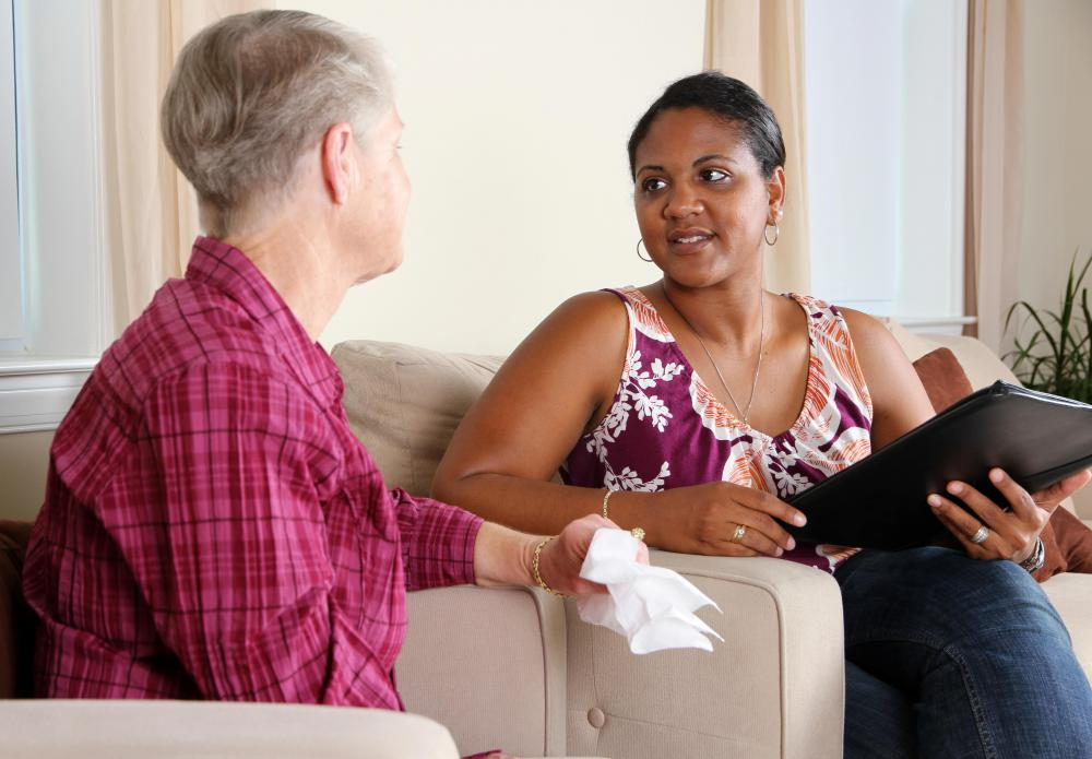A licensed professional counselor may work with a specific population, such as older adults, during her practicum.
