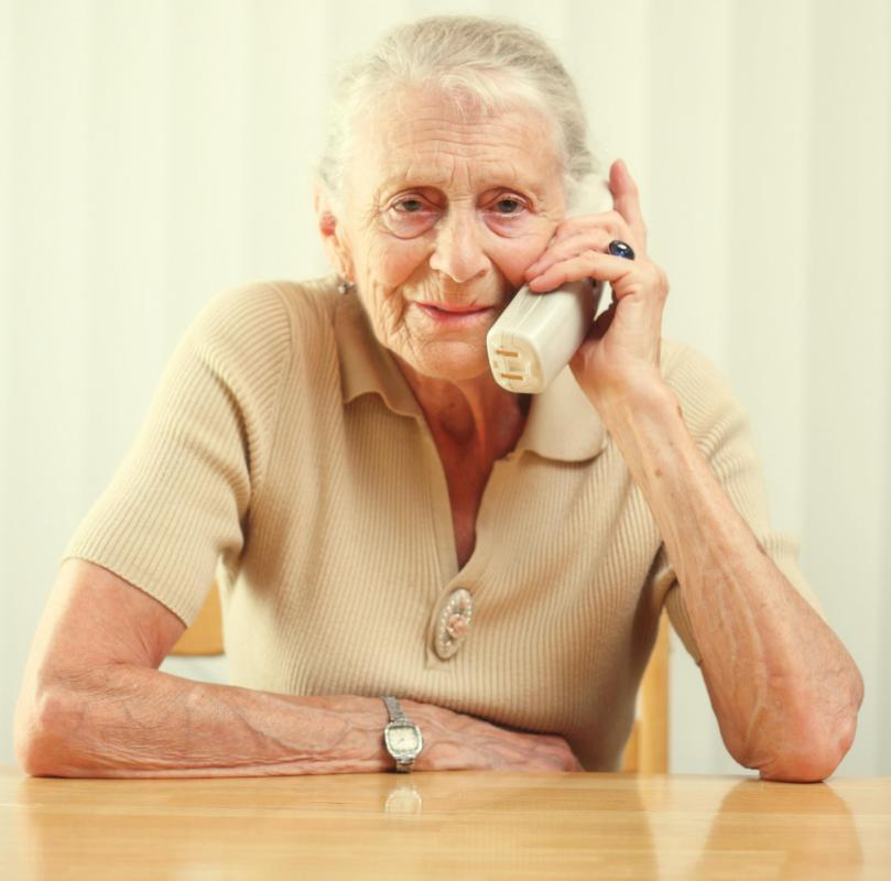 Many telephone service companies offer caller ID as an add-on feature.