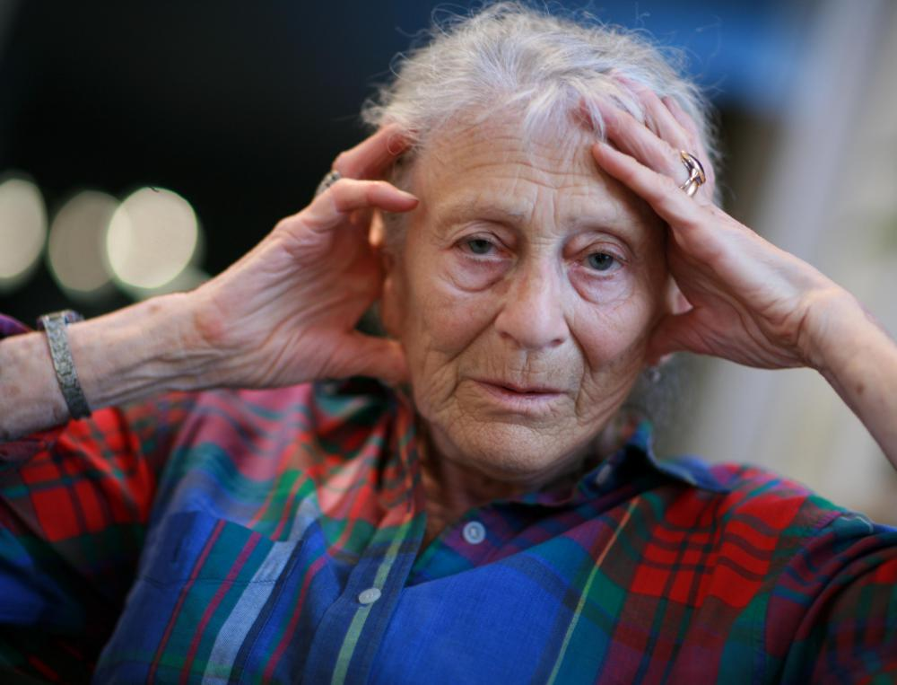 Mental health technicians might specialize in disorders that affect the elderly.