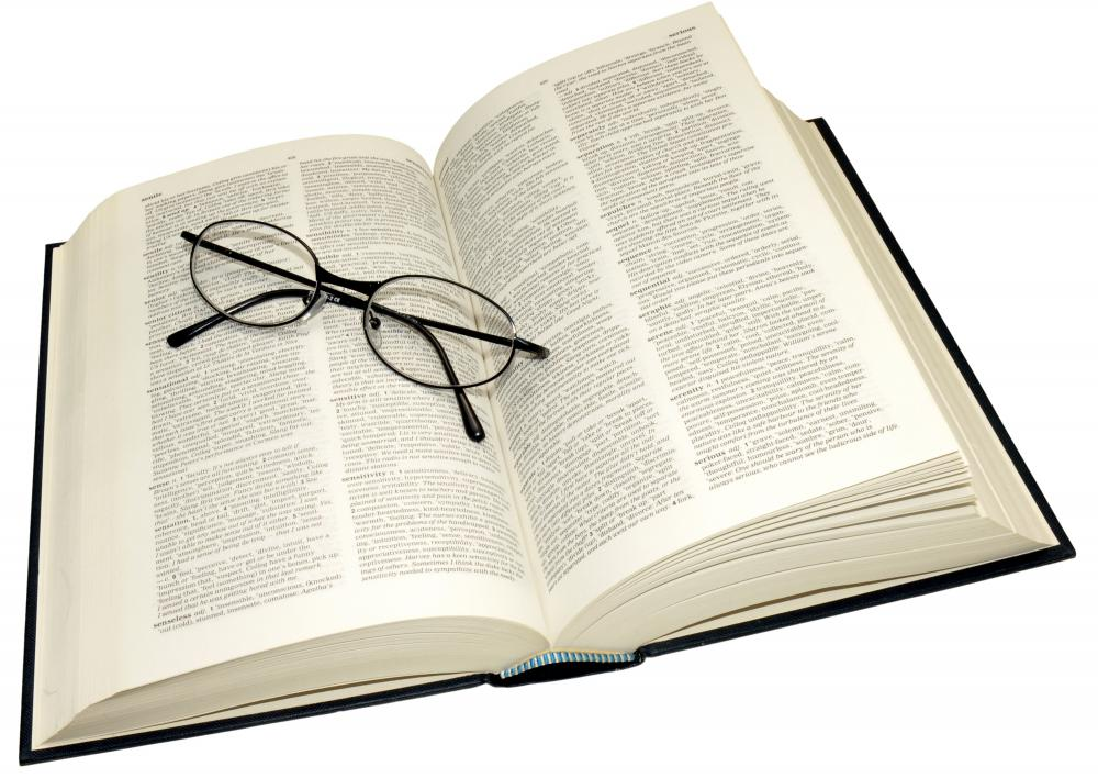 Reading glasses are often prescribed for patients with presbyopia.