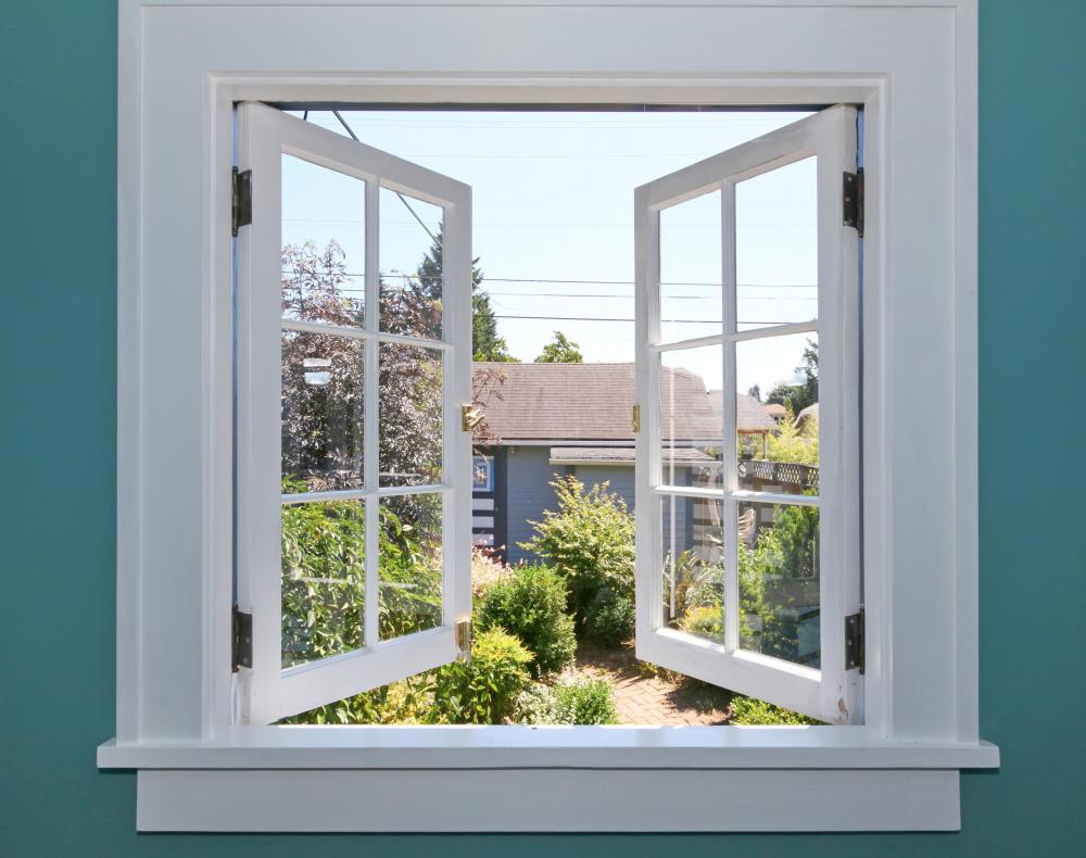 What is a Window Jamb? (with pictures)