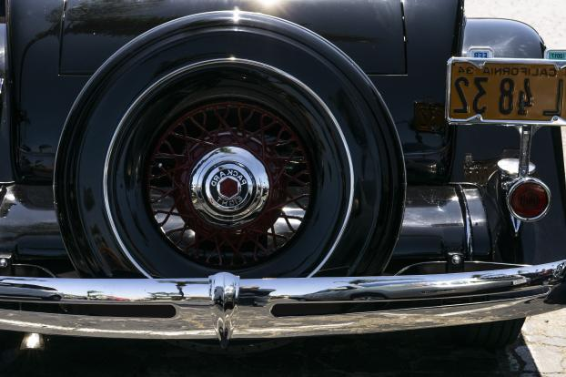Automobile wheels can be black chrome plated for aesthetic reasons, and for increased hardness and corrosion resistance.