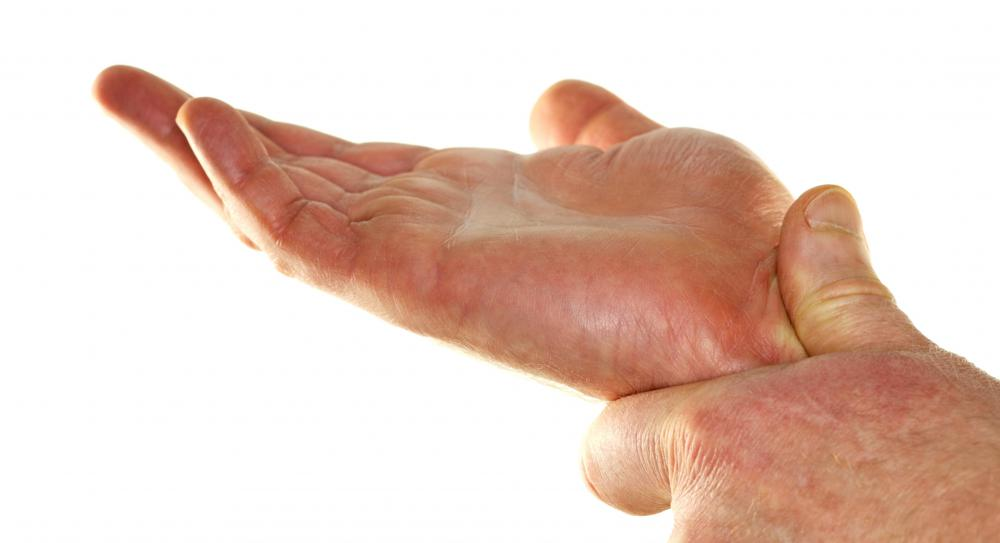 People with diabetes can have nerve pain in their hands, arms, legs, and feet.