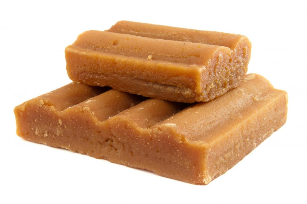 Palm sugar is used in some variations of sweet and sour fish.
