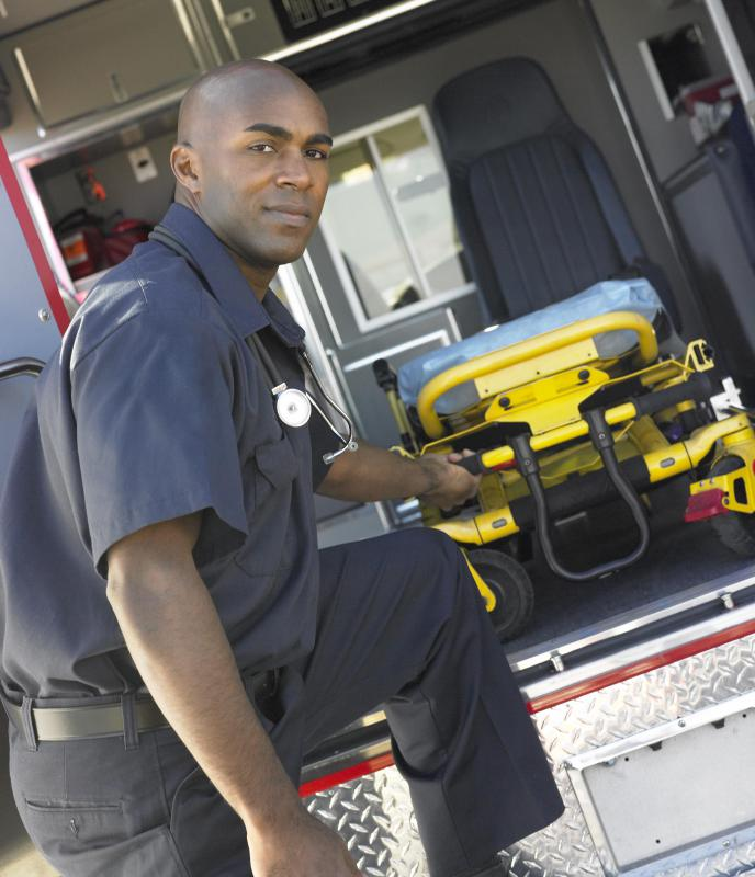 Using a recruiting agency may be the best way to locate overseas paramedic jobs.