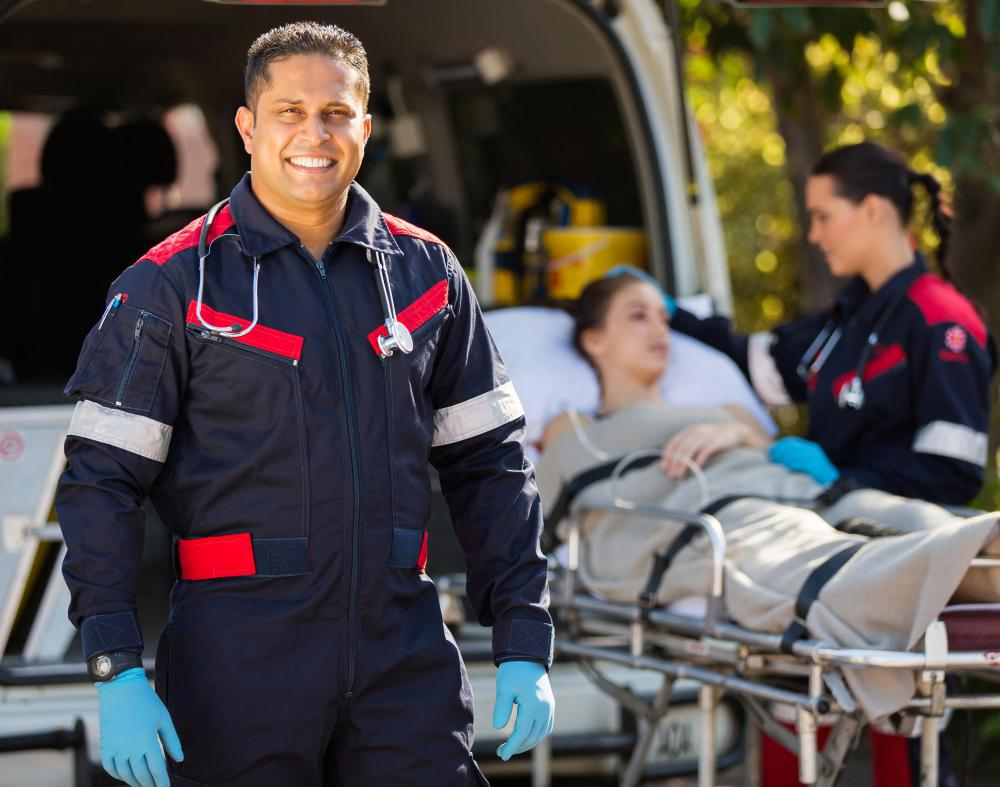 At the most basic level, a medic may be trained like a civilian paramedic and be able to provide immediate care to patients.