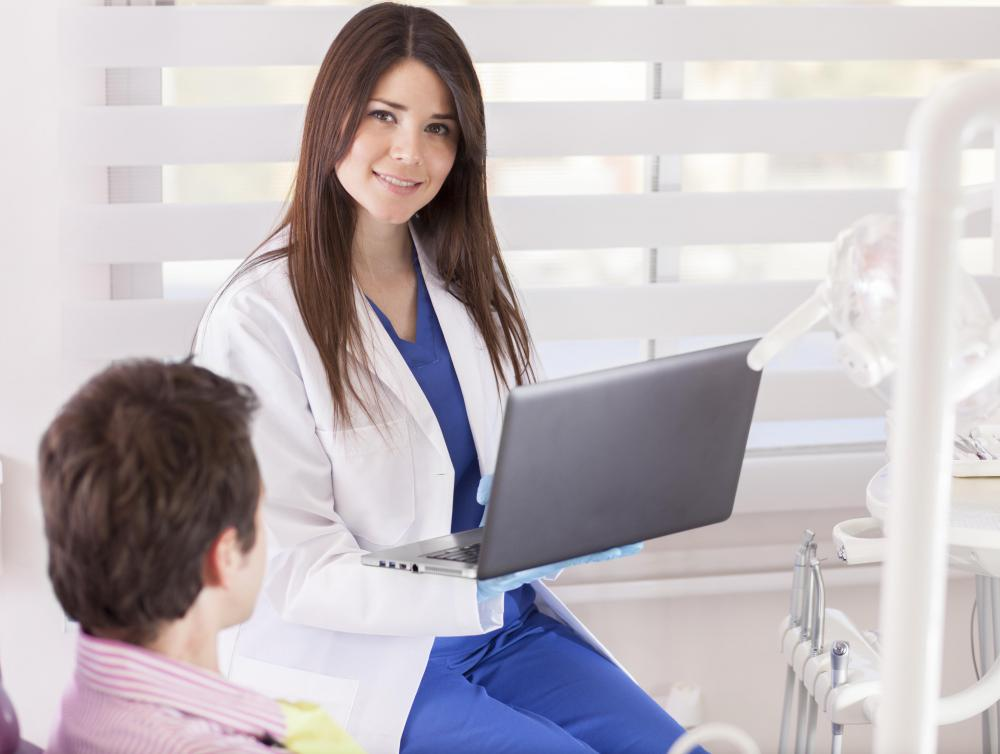 The medical terminologist will typically be the first point of contact for the patient and insurance companies.