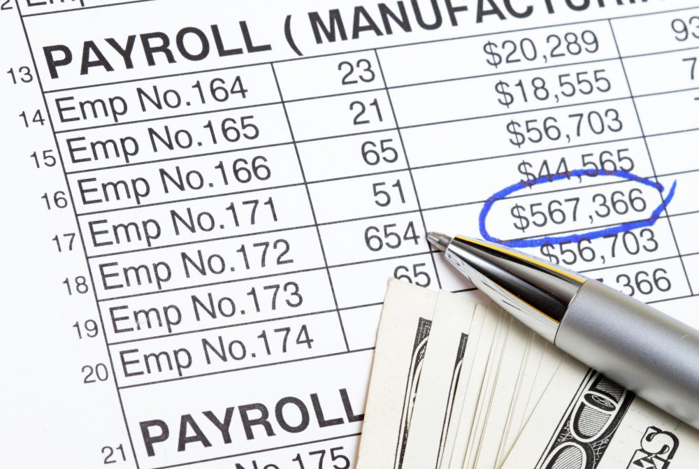 Payroll expenses are considered a net operating expense of running a business.