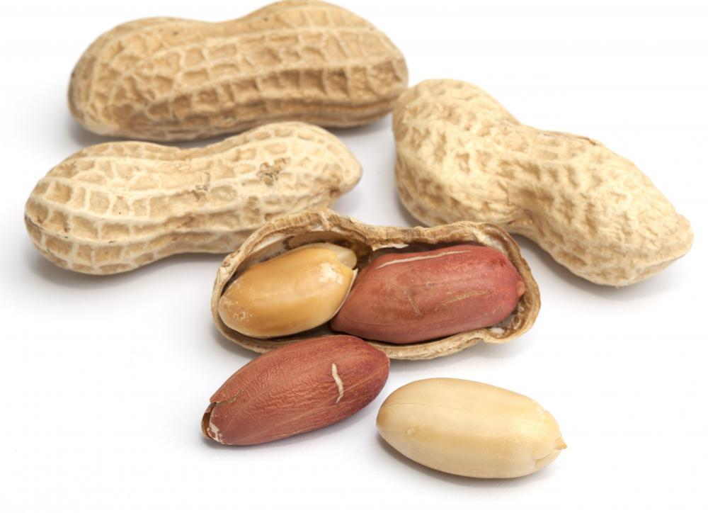 The niacin found in peanuts may help improve memory.