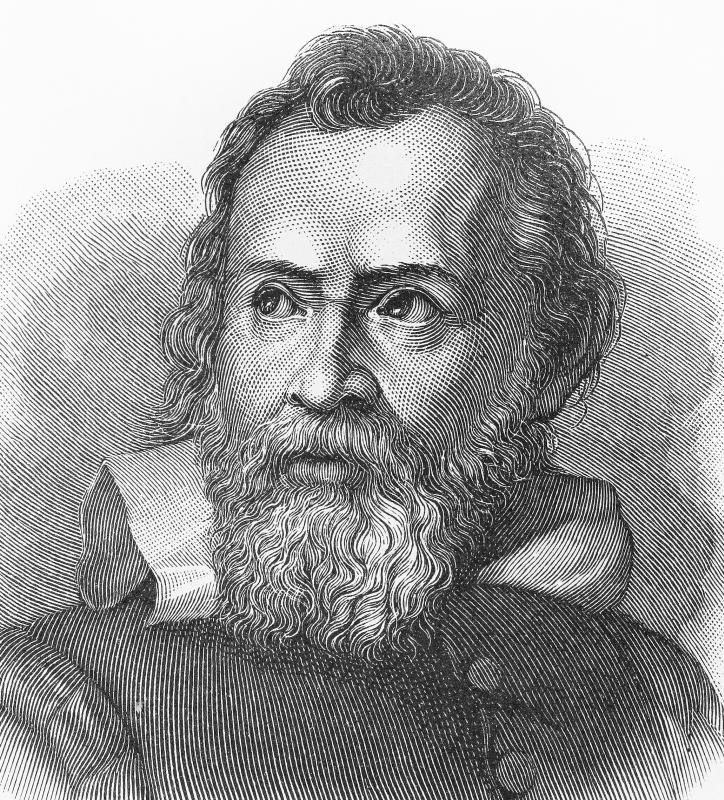 Galileo used reflecting telescopes to observe the Moon.